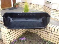 Car rigid boot liner / pet tray
