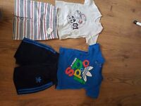 Lots of clothes for boy 9-12months