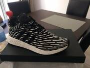 NMD Black and White Stripe 13US Salisbury Brisbane South West Preview