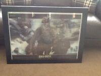 Call of Duty Modern Warfare 2 3D poster