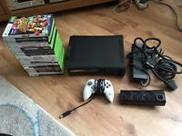XBOX 360 WITH 21 TOP GAMES