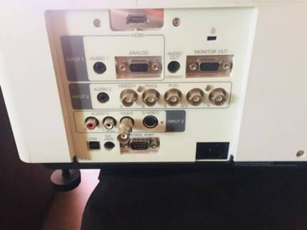 Sanyo Projector PLC-WTC500AL