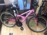Girls bike 12.5 inch frame