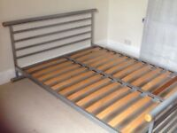Jay-be double bed frame