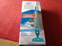 easy steam mop by james russell electric