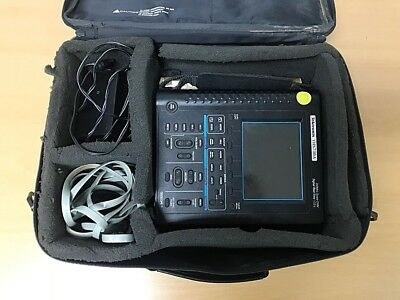 Tektronix Ths730a 200mhz 1gss Scope With An Adapter