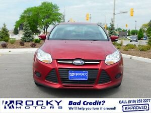 2013 Ford Focus SE $14,995 PLUS TAX