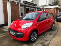 Citroen C1 Airplay covered only 74470 miles new mot lovely condition inside and out low insurance
