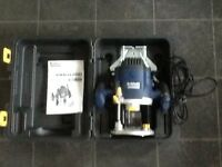 Macallister MBO1200 Router (New, Unused)
