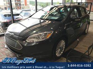 Ford Focus Électrique 100% électrique