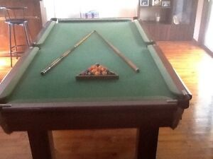 Billiard/Snooker/Pool Table Doncaster East Manningham Area Preview