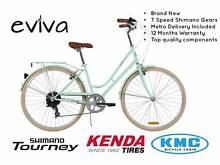 Eviva Ladies| 7 Speed Shimano Bicycle| RRP 374| Sydney City Inner Sydney Preview