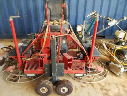 Trowel Machine, Ride On MAKE AN OFFER MUST SELL!!!!!