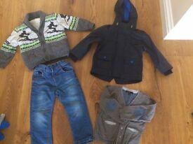 Boys 1 1/2 - 2 cloths