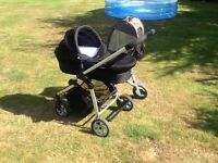 I candy cherry pushchair