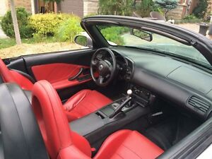 2000 Honda S2000 Convertible - Clean Title