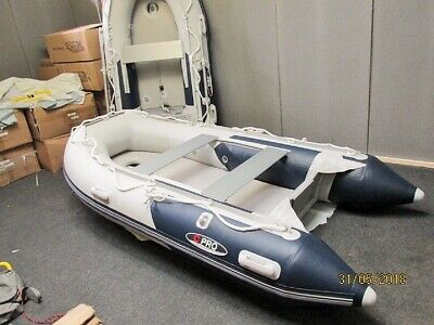 New 3.2 m Inflatable boat sib dinghy yacht tender rib airdeck v keel dingy
