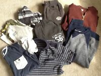Boys clothes bundle between 10-12 years see description.