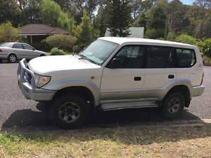 1997 Toyota LandCruiser Wagon Winmalee Blue Mountains Preview