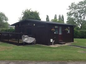 4 Berth Lodge for sale in Hoburne Cotswold