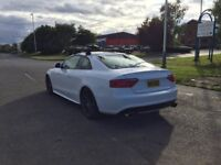 AUDI A5 COUPE 3.0TDI (LOADS OF EXTRA'S 350BHP/650NM)