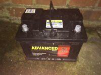 2 x scrap batteries