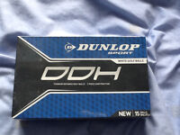 Dunlop DDH golf balls (pack of 15) - brand new, sealed