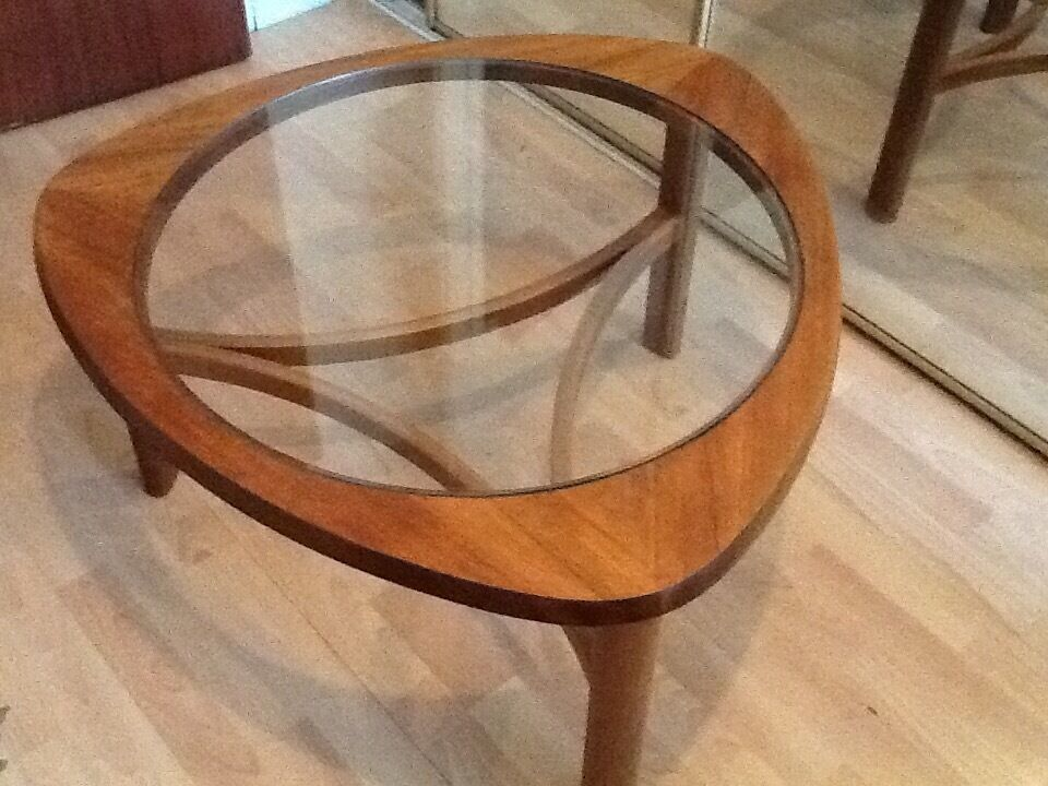Nathan Coffee Table Vintage Retro Gplan Excellent Condition