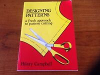 Fashion design pattern book for students