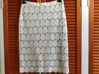 Hobbs skirt and jacket - size 12.
