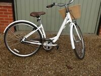 Raleigh caprice ladies cycle- like new