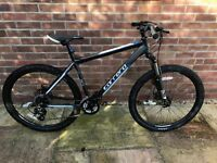 BARGAIN Carrera 27.5 brand new new used mountain bike