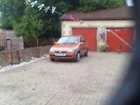 Vauxhall Corsa Wreg 4 door