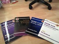 GCSE ENGLISH LANGUAGE BOOKS