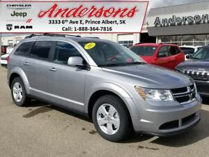 2017 Dodge Journey SE Plus *Seats 7/Low KM*