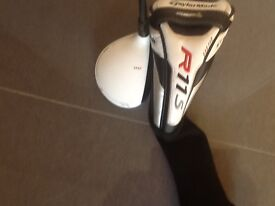 TAYLOR MADE R 11s DRIVER.