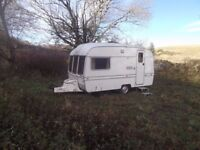 ONLY 11 OF THESE MADE!! Classic, Retro, Buccaneer Caravan 12/4 . Great project!!