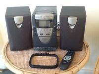 Venturer midi hi-fi complete, with remote control