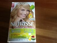 Garnier Nutrisse ladies hair colour number 8.03 natural blonde