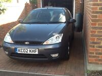 Ford Focus CHIC edition 1.6 ** spares or repair **