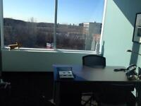 BEAUTIFUL DOWNTOWN OFFICES AVAILABLE IN LAVAL – CENTROPOLIS
