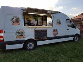 Stunning 5 Stars Catering van for sale