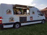 Stunning 5 Stars Catering van for sale