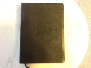 Bible ESV  Reformation study 1st edition leather Tamworth Tamworth City Preview