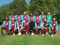 Sunday Football League men's team looking for players in all positions in Tooting/Clapham areas