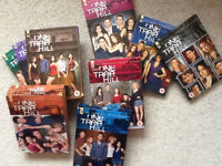 "Dvd boxed set, complete ""one tree hill"" teen drama , son loved it !"
