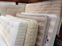 A selection of very good quality king size mattresses , £20 each - just two left now