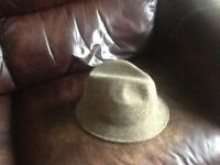 Gents Harris Tweed hat