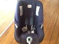 Britax car seat from 9-18 kg
