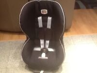 Slim Britax Prince group 1 car seat for 9kg upto 18kg(9mths o 4yrs)ideal for small cars and coupes